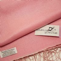 Baby Pink Pashmina by Simply Devine